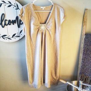 Liz Lang Maternity Cotton Dress